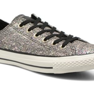 Sneakers Chuck Taylor All Star Ox Oil Slick Leather W by Converse