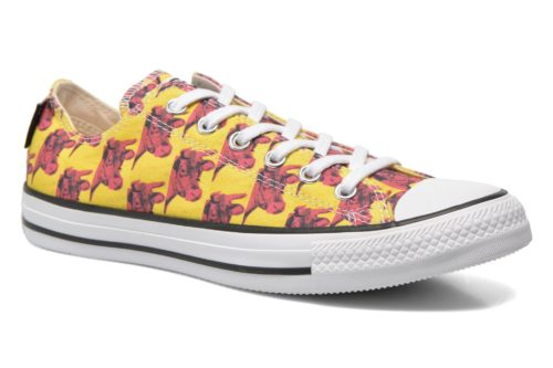 Sneakers Chuck Taylor All Star Ox Andy Warhol by Converse