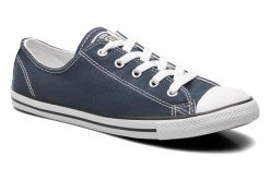 Sneakers All Star Dainty Canvas Ox W by ConverseConverseBlauwPaar schoenen - Sneakers88695204142736Textiel