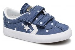 Sneakers Breakpoint 2V Girls Polka Dot Ox by ConverseConverseBlauwPaar schoenen - Sneakers88875558897020Textiel