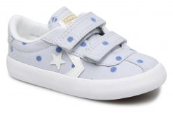 Sneakers Breakpoint 2V Girls Polka Dot Ox by ConverseConverseGrijsPaar schoenen - Sneakers88875558877218Textiel