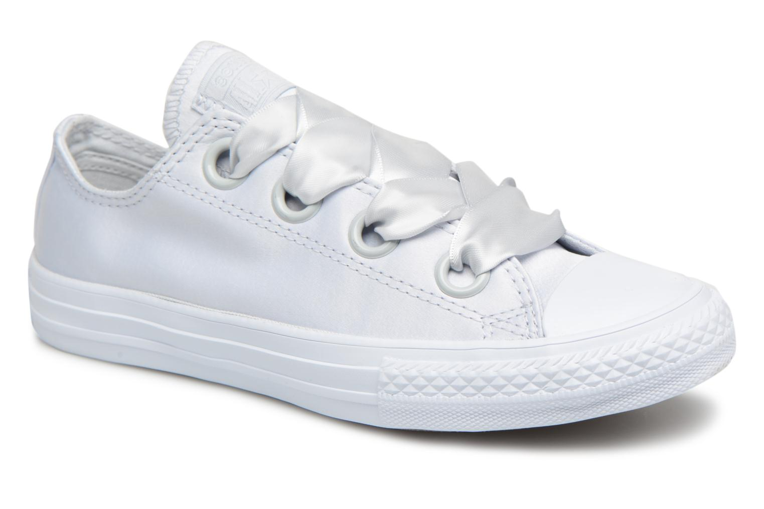 Sneakers Chuck Taylor All Star Big Eyelet Satin Mono Slip by ConverseConverseWitPaar schoenen - Sneakers88875558173531 1/2Textiel