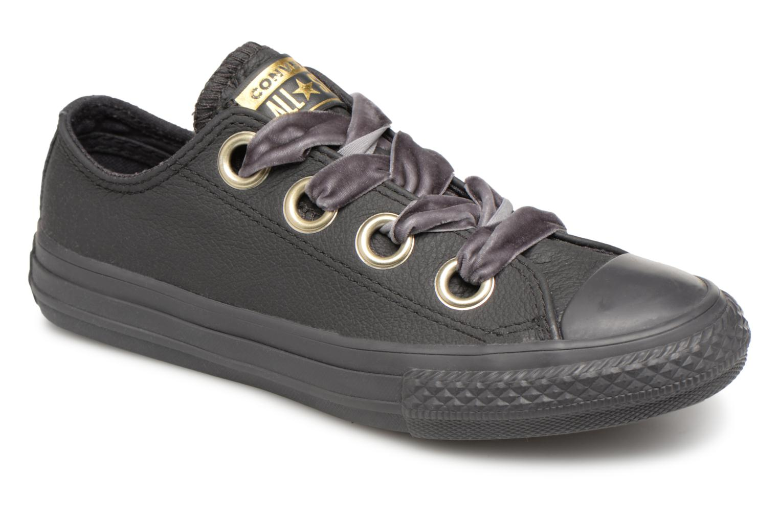 Sneakers Chuck Taylor All Star Big Eyelets Ox K by ConverseConverseZwartPaar schoenen - Sneakers88875574162733Leer