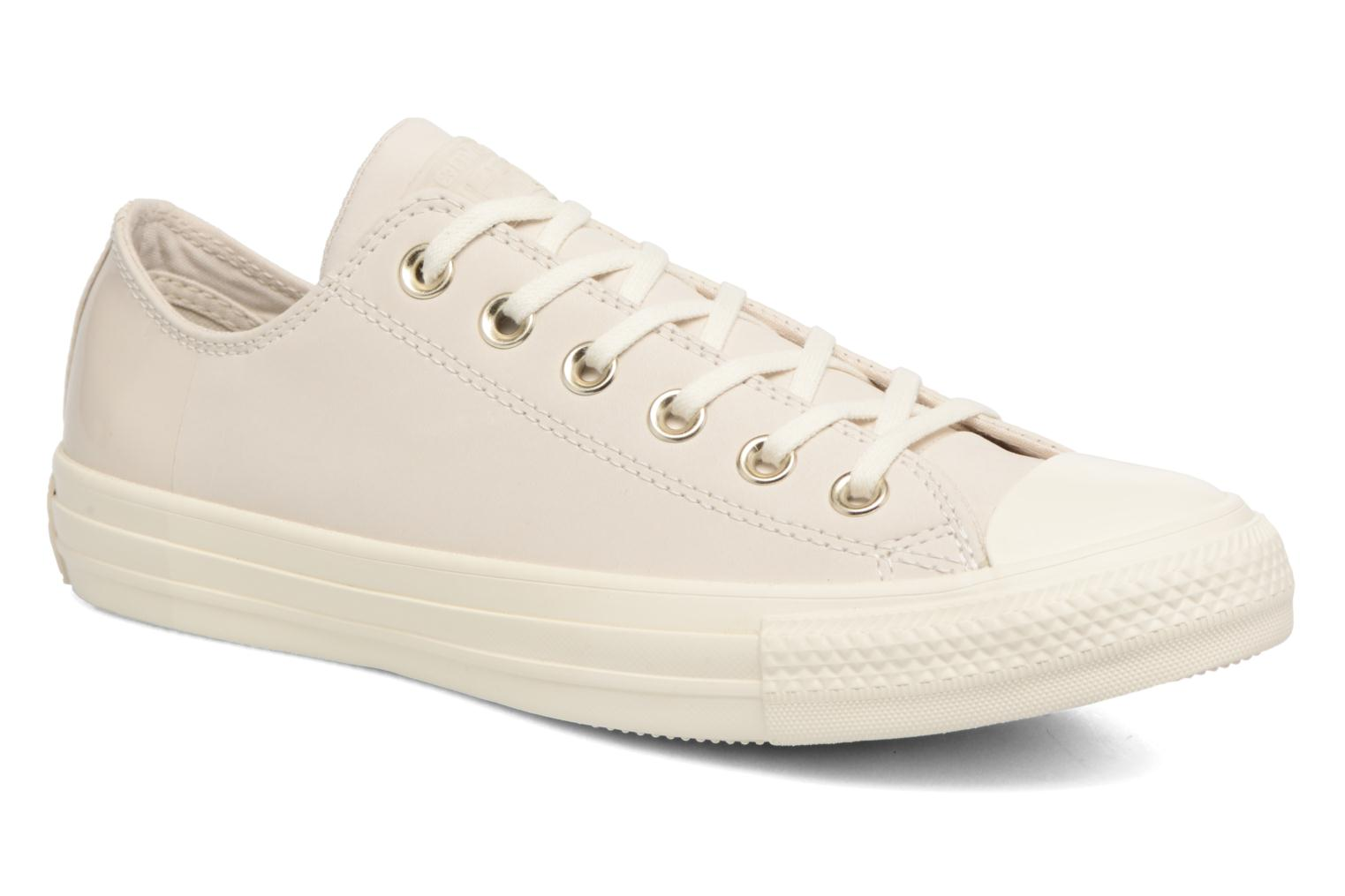 Sneakers Chuck Taylor All Star Blocked Nubuck Ox by ConverseConverseWitPaar schoenen - Sneakers88875518134836Leer