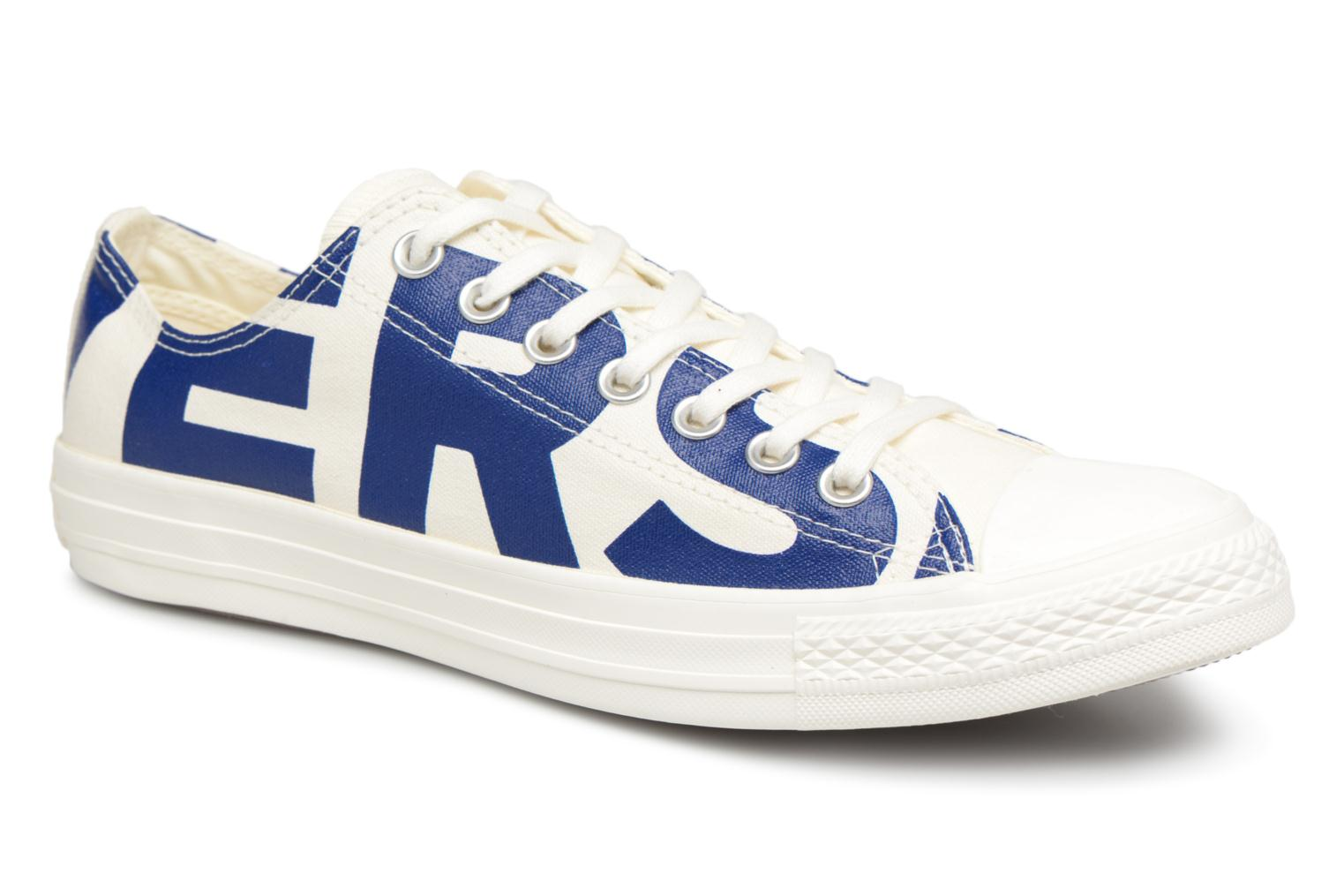 Sneakers Chuck Taylor All Star Converse Wordmark Ox by ConverseConverseWitPaar schoenen - Sneakers40Textiel