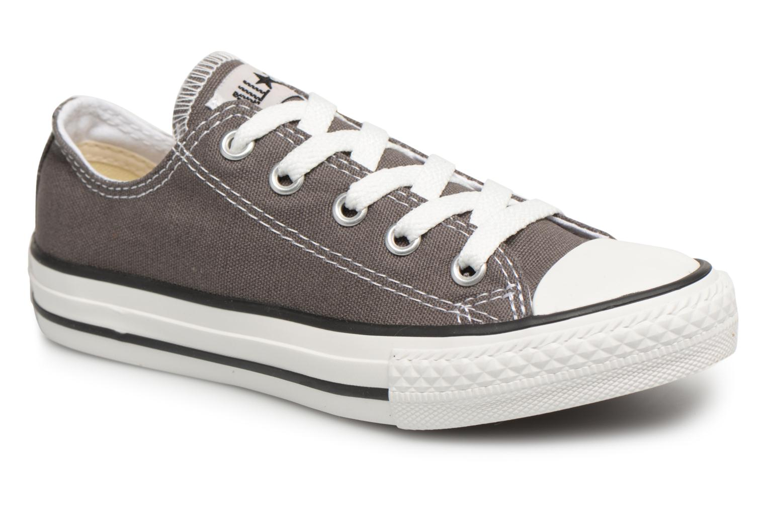 Sneakers Chuck Taylor All Star Core Ox by ConverseConverseGrijsPaar schoenen - Sneakers28Textiel