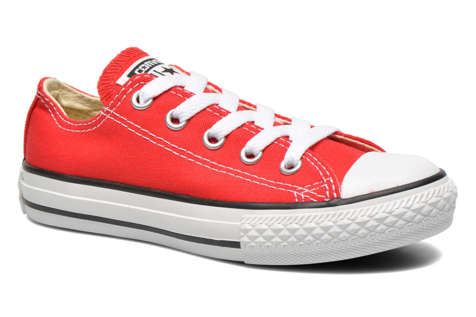Sneakers Chuck Taylor All Star Core Ox by ConverseConverseRoodPaar schoenen - Sneakers88695277600820Textiel
