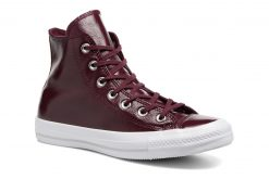 Sneakers Chuck Taylor All Star Crinkled Patent Leather Hi by ConverseConverseBordeauxPaar schoenen - Sneakers88875505207536 1/2Lakleer