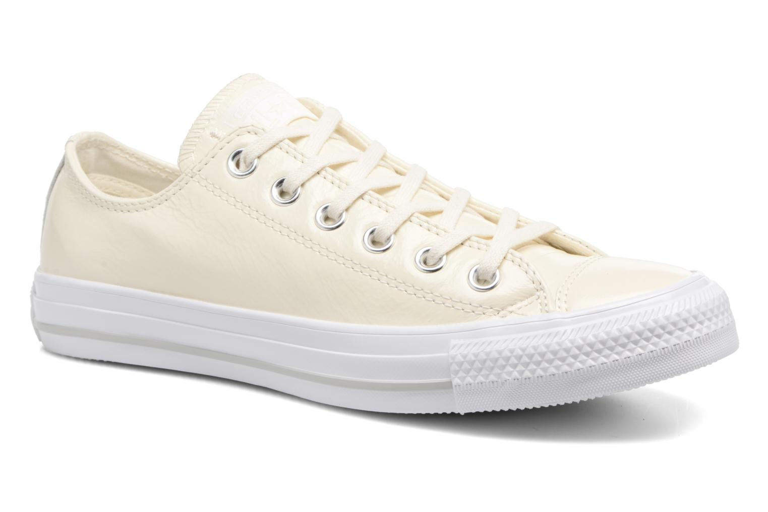 Sneakers Chuck Taylor All Star Crinkled Patent Leather Ox by ConverseConverseWitPaar schoenen - Sneakers88875505531136Lakleer