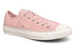 Sneakers Chuck Taylor All Star Flower Lace Ox by ConverseConverseRozePaar schoenen - Sneakers88875561480836Textiel