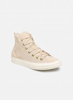 Sneakers Chuck Taylor All Star Frilly Thrills Hi by ConverseConverseBeigePaar schoenen - Sneakers88875651450341Leer
