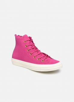 Sneakers Chuck Taylor All Star Frilly Thrills Hi by ConverseConverseRozePaar schoenen - Sneakers88875651489341Leer