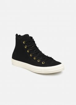 Sneakers Chuck Taylor All Star Frilly Thrills Hi by ConverseConverseZwartPaar schoenen - Sneakers88875651463341Leer