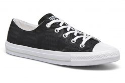 Sneakers Chuck Taylor All Star Gemma Ox Engineered Lace by ConverseConverseZwartPaar schoenen - Sneakers88875425418036Textiel