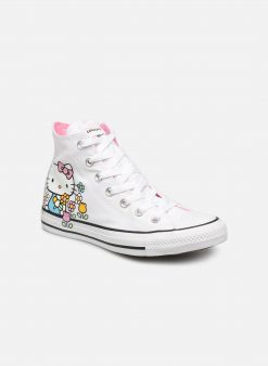 Sneakers Chuck Taylor All Star Hello Kitty Hi by ConverseConverseWitPaar schoenen - Sneakers88875670388436Textiel