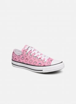 Sneakers Chuck Taylor All Star Hello Kitty Ox by ConverseConverseRozePaar schoenen - Sneakers88875670436241Textiel