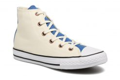 Sneakers Chuck Taylor All Star Hi Two Color Chambray by ConverseConverseBeigePaar schoenen - Sneakers88875521542527Textiel