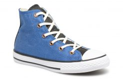 Sneakers Chuck Taylor All Star Hi Two Color Chambray by ConverseConverseBlauwPaar schoenen - Sneakers88875521564730Textiel