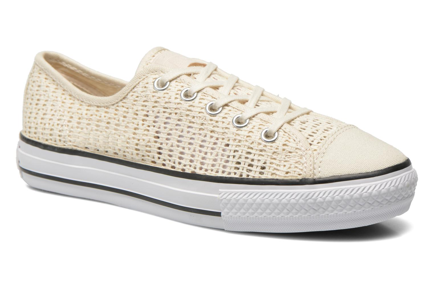 Sneakers Chuck Taylor All Star High Line Ox by ConverseConverseBeigePaar schoenen - Sneakers37Textiel