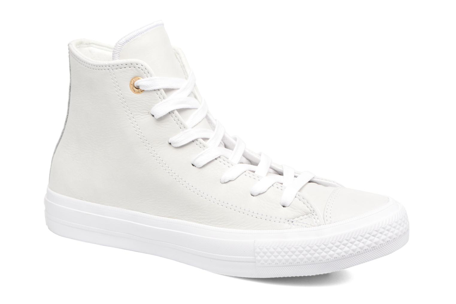 Sneakers Chuck Taylor All Star II Hi Craft Leather by ConverseConverseBeigePaar schoenen - Sneakers88875426939936Leer