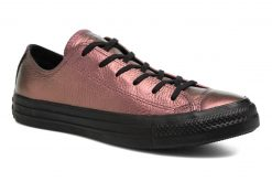 Sneakers Chuck Taylor All Star Iridescent Leather Ox by ConverseConverseRozePaar schoenen - Sneakers88875501417236Leer