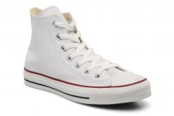 Sneakers Chuck Taylor All Star Leather Hi W by ConverseConverseWitPaar schoenen - Sneakers88695112105238Leer