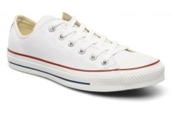 Sneakers Chuck Taylor All Star Leather Ox M by ConverseConverseWitPaar schoenen - Sneakers88695112196045Leer
