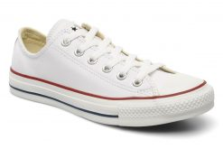 Sneakers Chuck Taylor All Star Leather Ox W by ConverseConverseWitPaar schoenen - Sneakers88695112190841 1/2Leer
