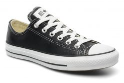 Sneakers Chuck Taylor All Star Leather Ox W by ConverseConverseZwartPaar schoenen - Sneakers88695112206639Leer