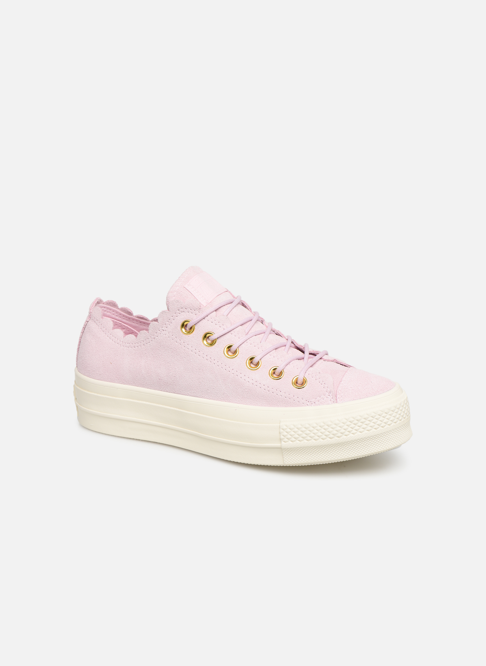 Sneakers Chuck Taylor All Star Lift Frilly Thrills Ox by Converse Maat 36