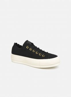 Sneakers Chuck Taylor All Star Lift Frilly Thrills Ox by ConverseConverseZwartPaar schoenen - Sneakers88875651619441Nubuck