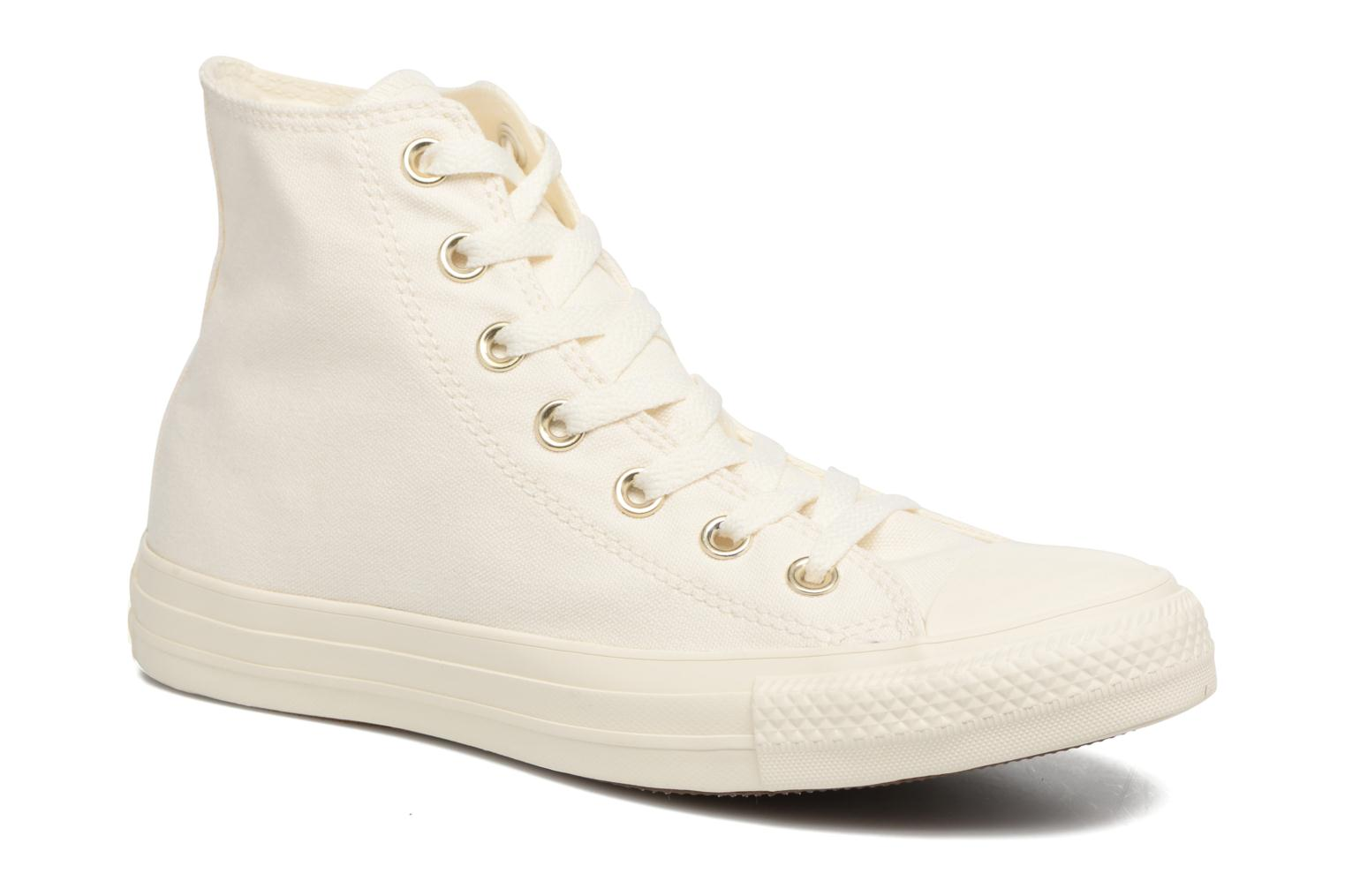 Sneakers Chuck Taylor All Star Mono Glam Canvas Color Hi W by ConverseConverseWitPaar schoenen - Sneakers88875527850541 1/2Textiel