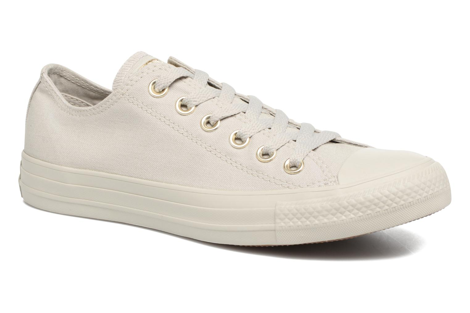 Sneakers Chuck Taylor All Star Mono Glam Canvas Color Ox W by ConverseConverseGroenPaar schoenen - Sneakers88875524862140Textiel