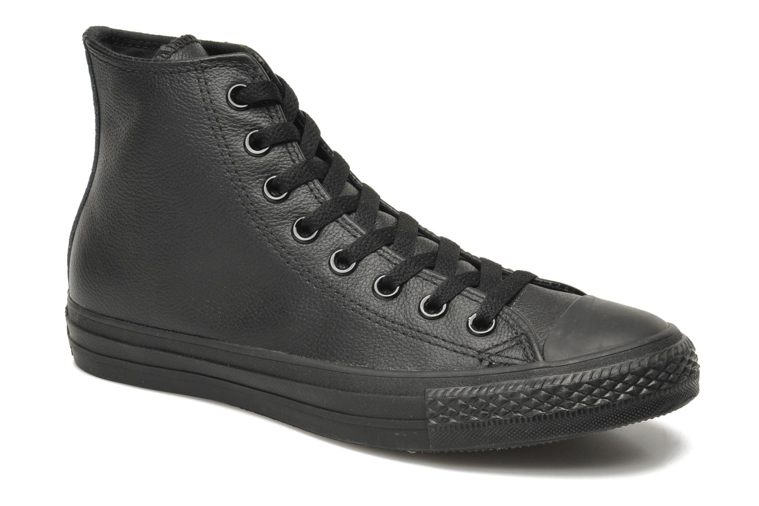 Sneakers Chuck Taylor All Star Mono Leather Hi M by ConverseConverseZwartPaar schoenen - Sneakers88695155302039 1/2Leer
