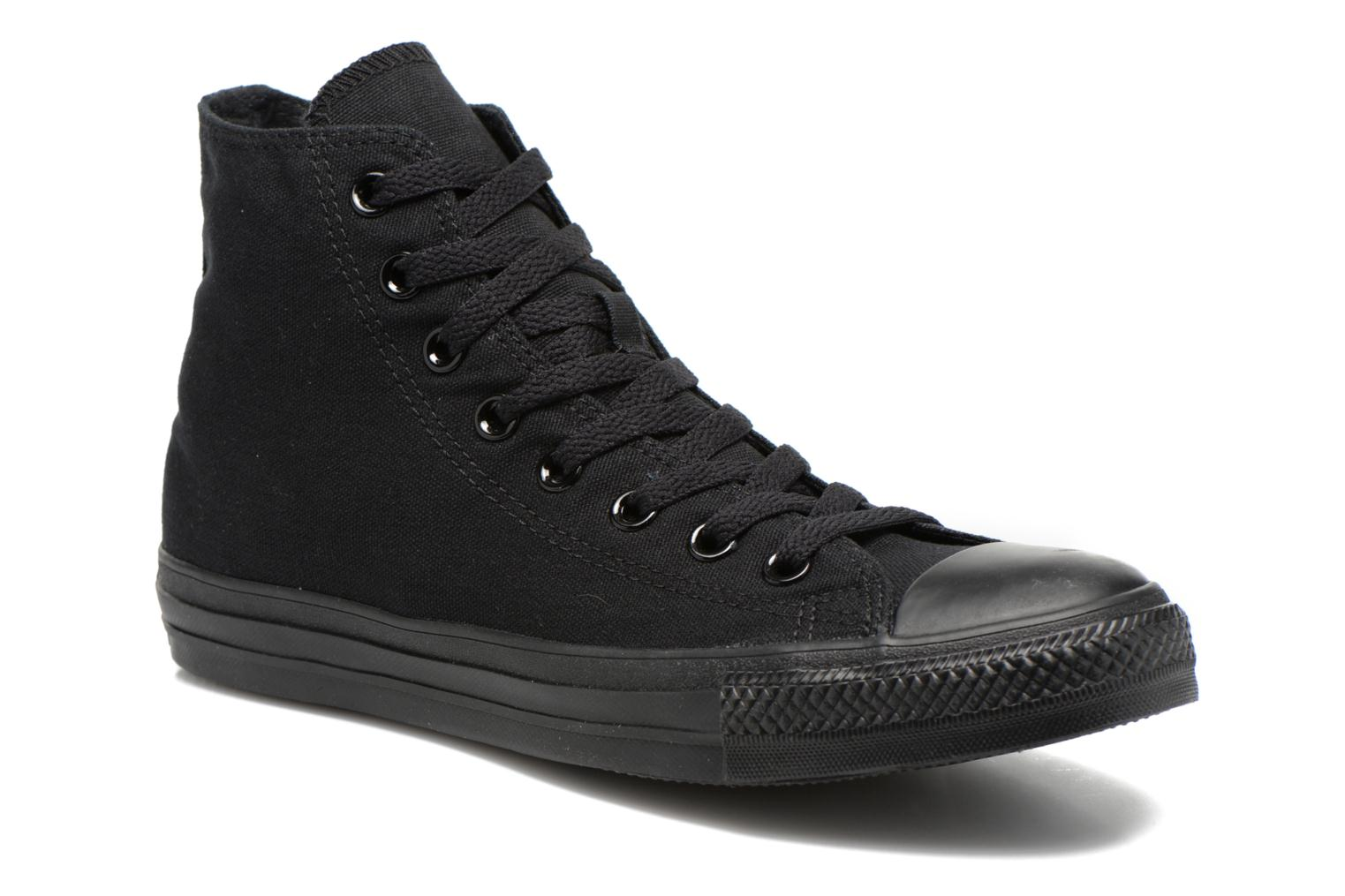 Sneakers Chuck Taylor All Star Monochrome Canvas Hi M by ConverseConverseZwartPaar schoenen - Sneakers88695278292446Textiel