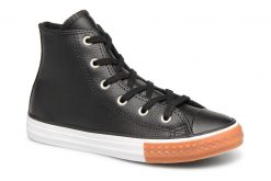 Sneakers Chuck Taylor All Star No Gum in Class Hi by ConverseConverseZwartPaar schoenen - Sneakers88875573775034Leer