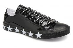 Sneakers Chuck Taylor All Star Ox Miley Cyrus by ConverseConverseZwartPaar schoenen - Sneakers88875627895536Textiel