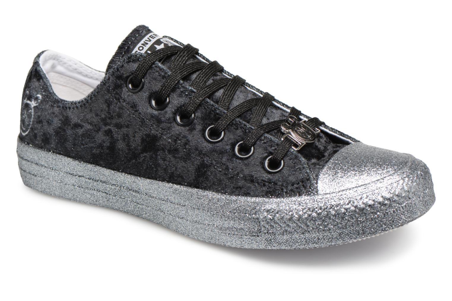 Sneakers Chuck Taylor All Star Ox Miley Cyrus by ConverseConverseZwartPaar schoenen - Sneakers88875631187436Textiel