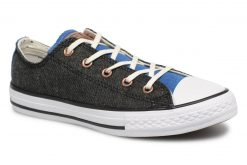 Sneakers Chuck Taylor All Star Ox Two Color Chambray by ConverseConverseZwartPaar schoenen - Sneakers88875521597528Textiel
