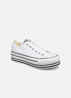 Sneakers Chuck Taylor All Star Platform Layer EVA Layers Ox by ConverseConverseWitPaar schoenen - Sneakers88875655702941Textiel