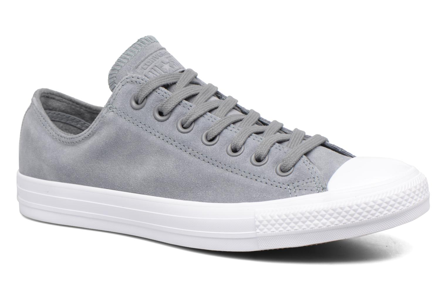 Sneakers Chuck Taylor All Star Plush Suede Ox by ConverseConverseGrijsPaar schoenen - Sneakers88875504342442Nubuck