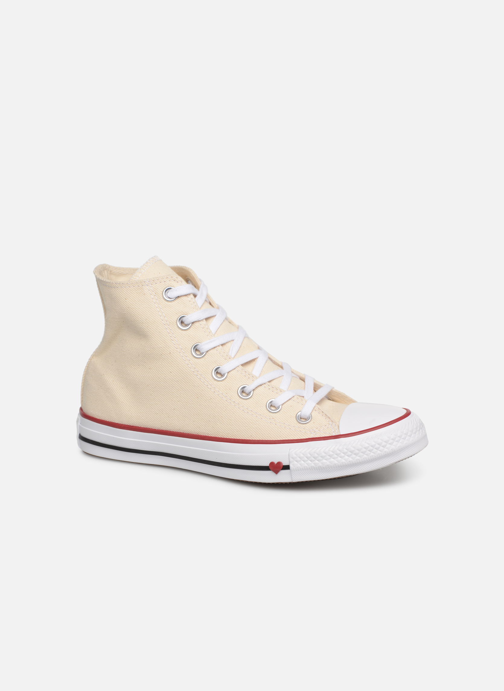 Sneakers Chuck Taylor All Star Sucker for Love Hi by ConverseConverseBeigePaar schoenen - Sneakers88875642980742Textiel