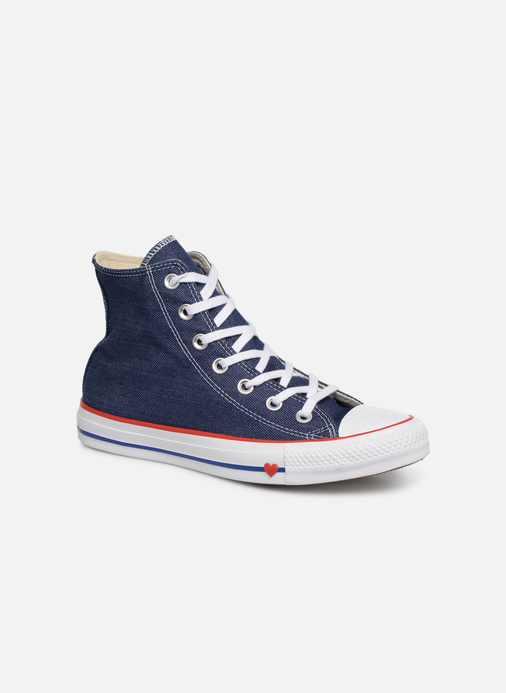 Sneakers Chuck Taylor All Star Sucker for Love Hi by ConverseConverseBlauwPaar schoenen - Sneakers88875642940142Textiel
