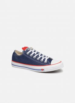 Sneakers Chuck Taylor All Star Sucker for Love Ox by ConverseConverseBlauwPaar schoenen - Sneakers88875643140442Textiel