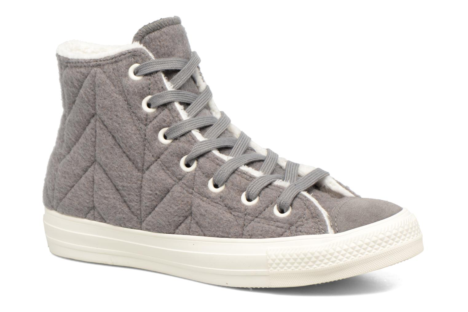 Sneakers Chuck Taylor All Star Wool Hi by ConverseConverseGrijsPaar schoenen - Sneakers88875504692036Textiel