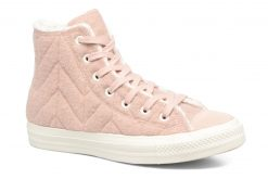Sneakers Chuck Taylor All Star Wool Hi by ConverseConverseRozePaar schoenen - Sneakers88875504712536Textiel