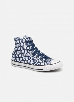 Sneakers Chuck Taylor All Star Wordmark 2.0 Hi W by ConverseConverseBlauwPaar schoenen - Sneakers88875666934040Textiel