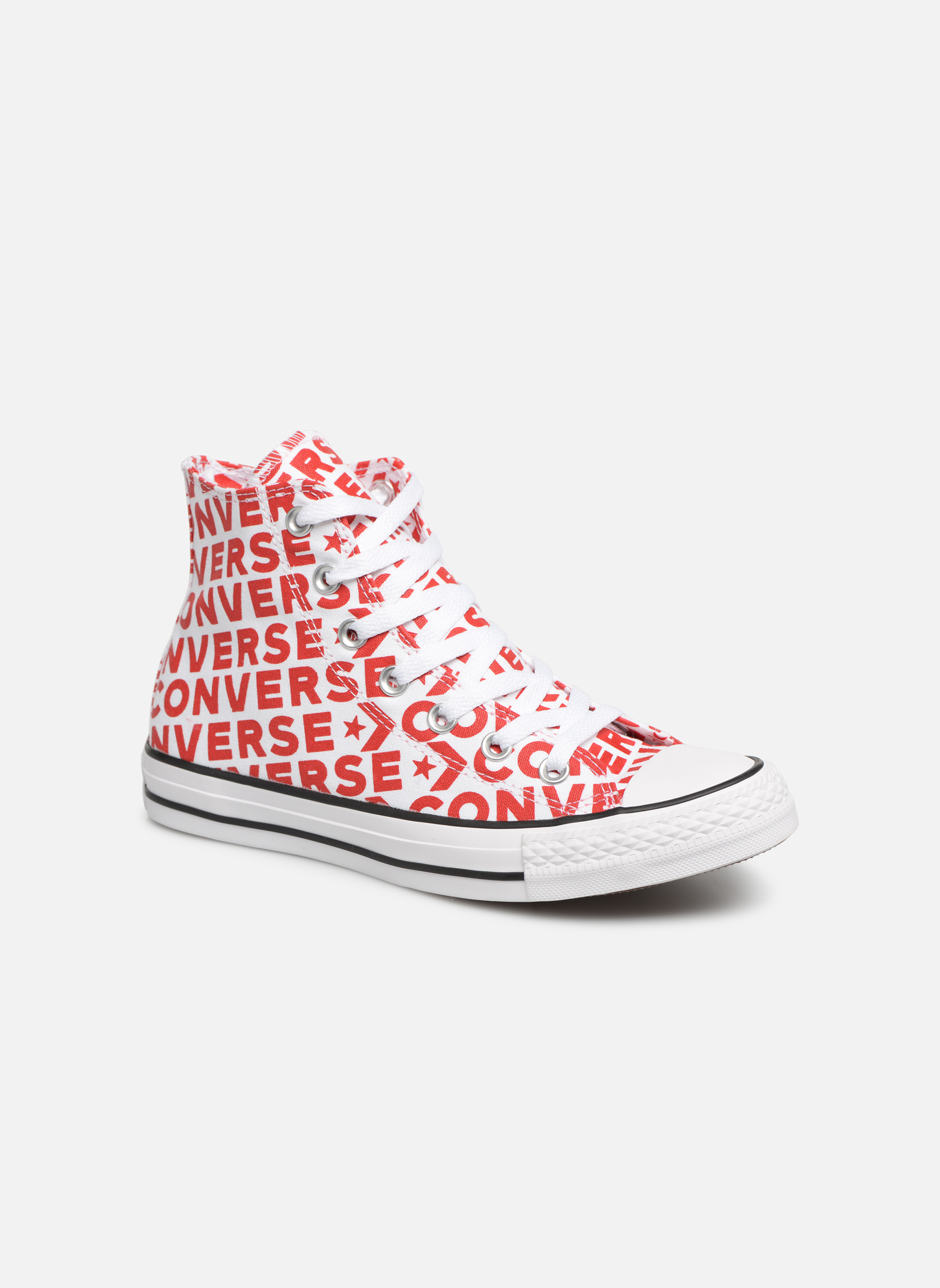 Sneakers Chuck Taylor All Star Wordmark 2.0 Hi W by ConverseConverseRoodPaar schoenen - Sneakers88875667000140Textiel