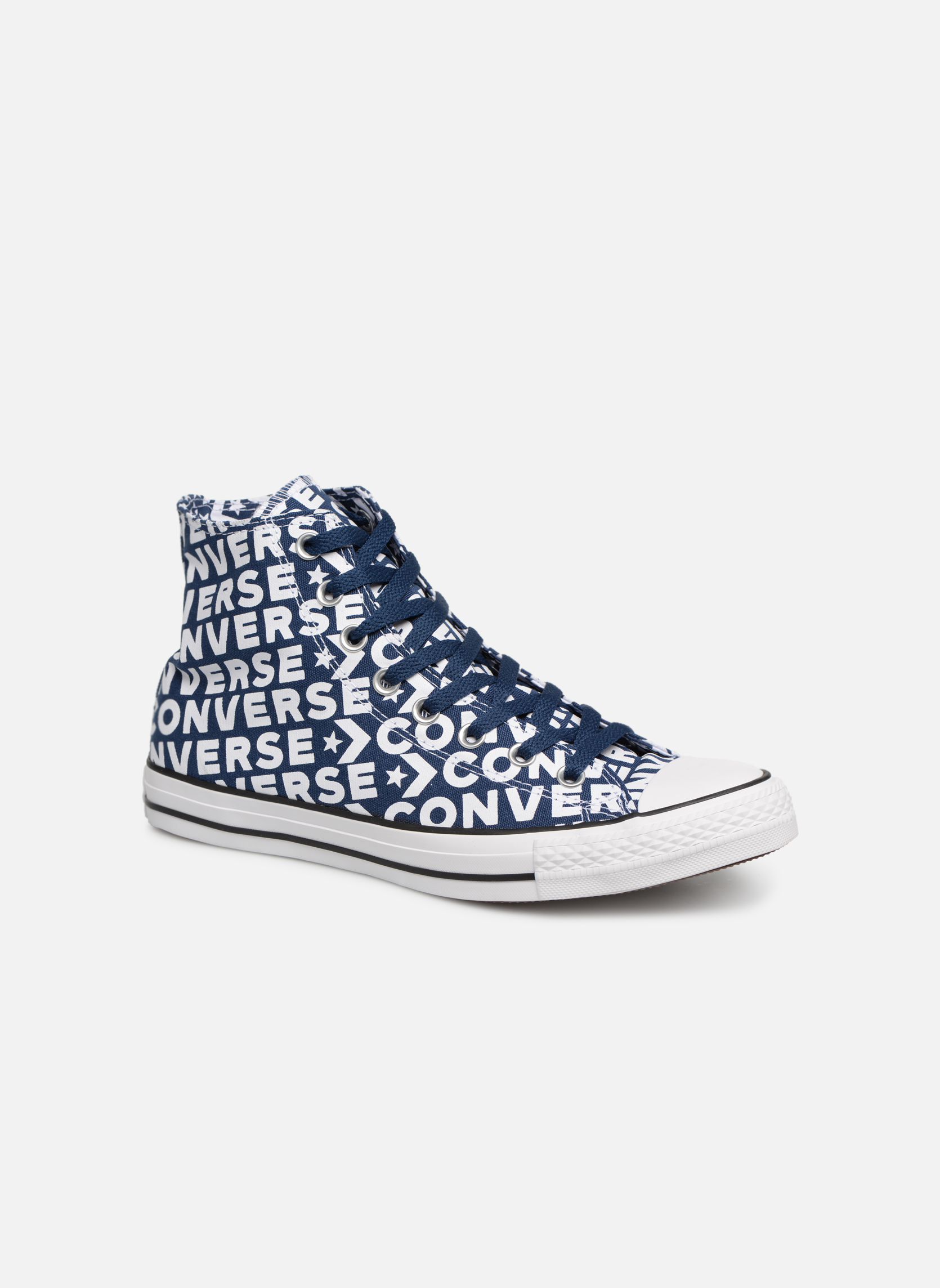 Sneakers Chuck Taylor All Star Wordmark 2.0 Hi by ConverseConverseBlauwPaar schoenen - Sneakers88875666922745Textiel