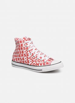 Sneakers Chuck Taylor All Star Wordmark 2.0 Hi by ConverseConverseRoodPaar schoenen - Sneakers88875666988345Textiel